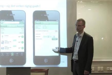 E-handel på mobilen
