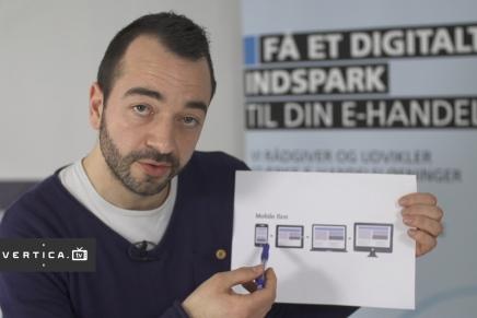 Mobile First i designprocessen (Tip 2 af10)