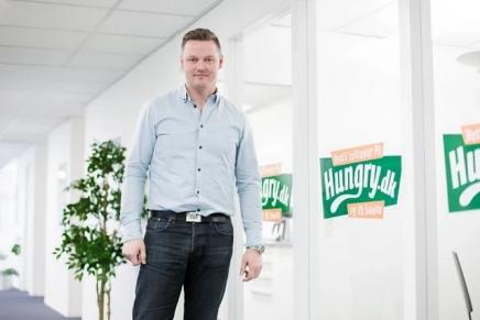 #6 Interview m. tidl. direktør for JustEat & stifter af Hungry.dk Morten Larsen (Sæson 1, #6 af10)