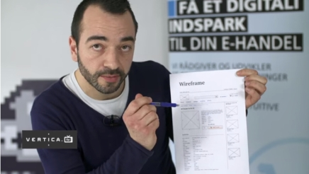 Hvorfor bruge Wireframes i udviklingen af e-handelsløsninger ?