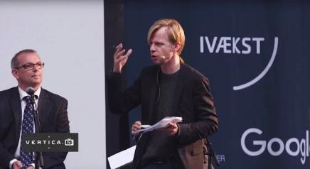 Bliver Danmark nogensinde verdens bedste iværksætternation ? Paneldebat fra iTOP15 med Clement (#1 af3)
