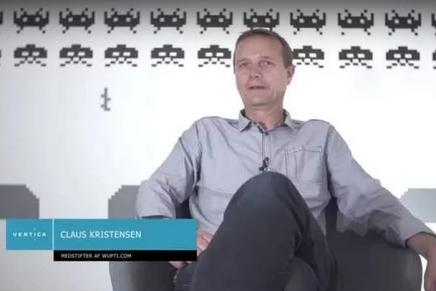 #1 Interview med medstifteren af Wupti.com Claus Kristensen (Sæson 1, #1 af10)