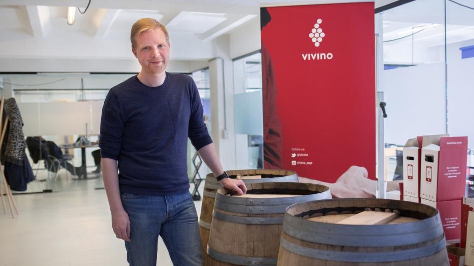#6 Historien om Vivino ved medstifter Theis Søndergaard (Sæson 2, #6 af10)
