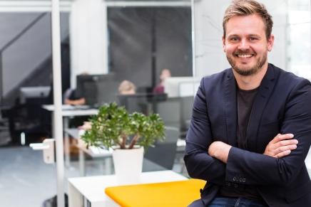 #7 Historien om Firtal ved medstifter og CEO Jesper Hvejsel (Sæson 2, #7 af10)