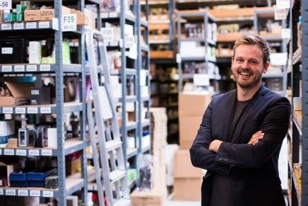 Iværksætterhistorie: Firtals deltagelse i Løvens Hule påDR1