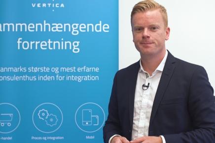 Proces og integration iVertica